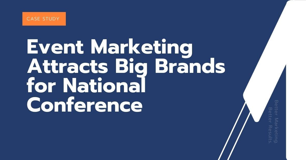 Event Marketing Attracts Big Brands for National Conference
