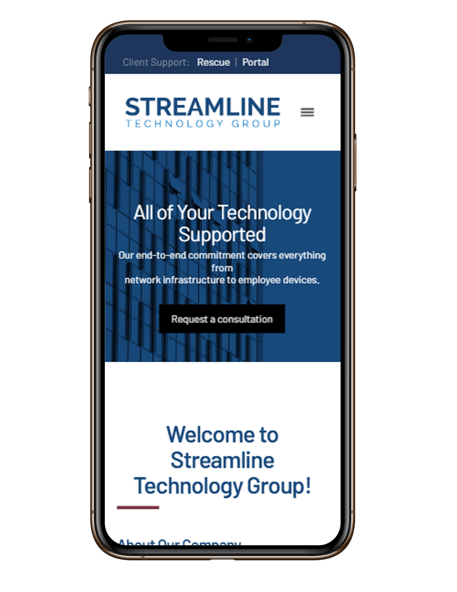 Streamline Technology Group