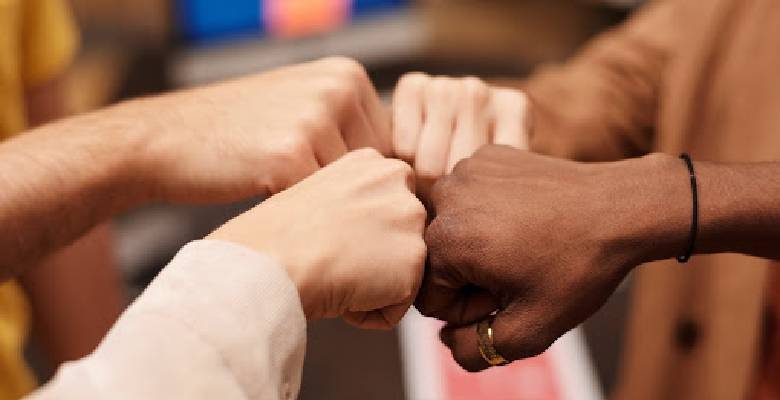 marketing and sales teams
